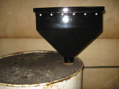 OIL FUNNEL FOR  55 GALLON DRUM WITH GRATE AND COVER MADE IN (Drum Funnel Cover)