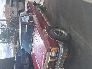 1992 GMC Sonoma Pickup Truck