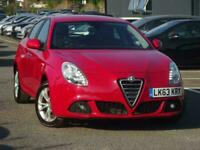 2013 Alfa Romeo Giulietta 1.4 TB Turismo 5dr Hatchback Petrol Manual