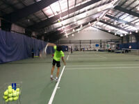 Looking for a Tennis Partner - High Performance Junior Player