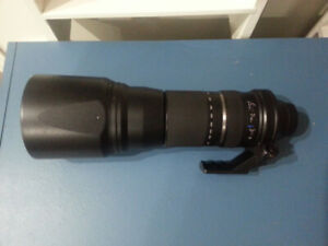 TAMRON 150-600MM F5-6.3 DI VC NIKON - Still under warranty