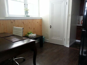 $925 FURN., LG. BACHELOR, LOWER LEVEL, CENTRETOWN, MAY 1ST.