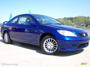 2005 Honda Civic Coupe Si (2 door) - Safetied