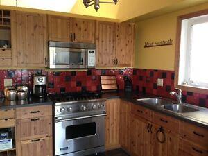 Stampede, Spruce Meadows Vacation Rental