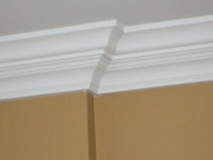 Baseboards,Casing,Trim,Wainscoting,Crown Moulding,Ceiling Beams Cambridge Kitchener Area image 2