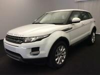 £319.55 PER MONTH RANGE ROVER EVOQUE 2.2SD4 190bhp 4WD PURE TECH AUTO
