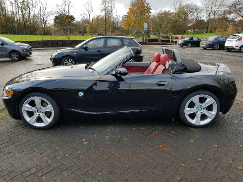 Bmw Z4 50k Miles Convertible Roadster Cabriolet In Ballyclare County Antrim Gumtree