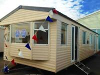 Static Caravan Clacton-on-Sea Essex 2 Bedrooms 6 Berth Willerby Richmond 2007