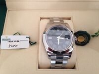 Rolex date just 116300 brand new sealed