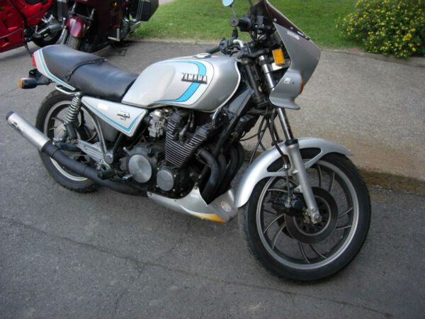 Yamaha Xj Seca Manual Shop