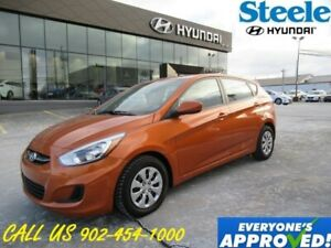2016 HYUNDAI ACCENT GL Auto Heated seats A/C Bluetooth LOW KMS