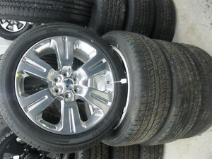 f150 22'' wheels and tires