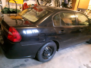 Reliable Chevy Malibu... Price to sell