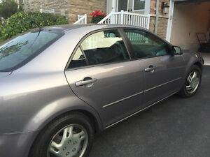2007 Mazda Mazda6 gs Sedan