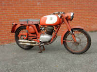 MV AGUSTA CHECCA 99 GT EXTRA (GTE) SPORT 1961 99cc - BARN FIND VERY RARE