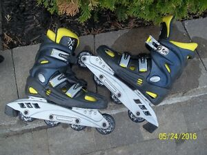 patin rollerblade $5.00