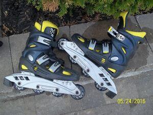 patin rollerblade