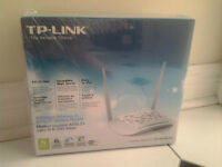 TP-LINK MODEM AND ROUTER ALL IN 1
