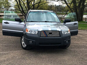 Subaru Forester X 2008-Condition impeccable. Mecanique, Body A1.