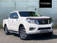 2016 Nissan Navara 2.3 dCi Tekna Double Cab Pickup 4WD EU5 4dr Manual Pickup Die