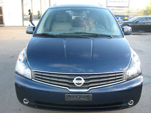 2007 Nissan Quest SE Minivan, VanCAR PROOF VERIFIED