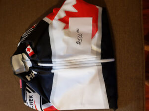 Canadian national ski team gear