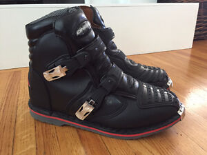 Oneal Motorcycle Riding boots, Size 10