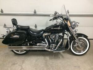 2005 Yamaha Road Star Canadian Special Edition with extras.