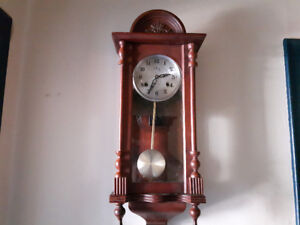 31 day chime clock