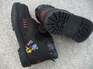 Brand New Hunchback of Notre Dame Black Booties-Child's Size 11 London Ontario image 1