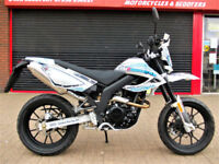 MOTORINI SMR 125 SUPERMOTO NEW 2 YEAR WARRANTY FINANCE AVAILABLE