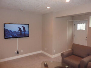 Furnished 2-bedroom basement (utilities included) for rent