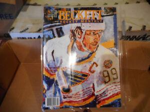 Le #1 Gretzky se vend 25$; tu les as à 1.37$ chaque de 1 à 127