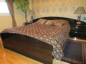 BEDROOM DECORATION - AFRICAN THEME