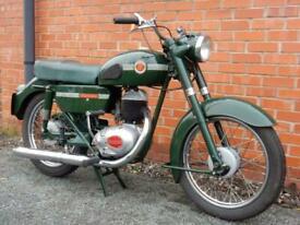 FRANCIS-BARNETT FALCON 87 197CC 1963 IN GREEN STUNNING SUPER CONDITION