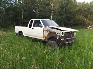 Toyota Pickup with GM 4.3 Project