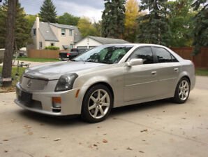 2006 Cadillac CTS-V, with Corvette Z06 motor