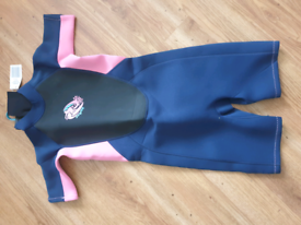 Kids age 11-12 wetsuit - Brand new