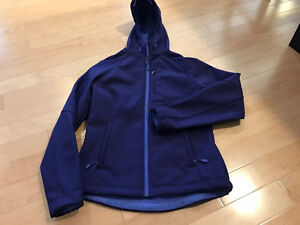 Women's size small zip-up spring jacket