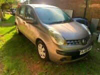 2008 58 NISSAN NOTE 1.4 ACENTA ONE OWNER FULL SERV HISTORY SPARES/REPAIRS £395