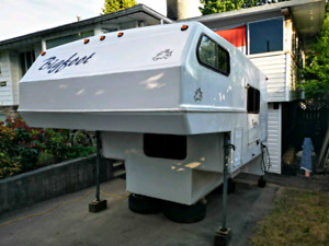 BIGFOOT CAMPER 9.5ft ONE OF A KIND CUSTOM Must See!
