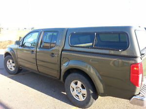 Parting out a 2005 Nissan Frontier 4L 2WD Crew cab