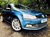 2014 Volkswagen Polo 1.4 ACT BlueGT 5dr