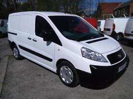 2009 FIAT SCUDO Comfort 1.6 M JET 90ps L1 H1 Diesel Van