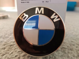 New Genuine BMW OEM Wheel Centre Caps 36 13 6 783 536