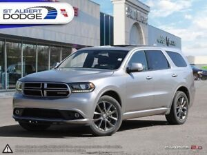 2017 Dodge Durango GT  HEATED LEATHER | SUNROOF | DVD CENTER
