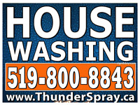 More than just HOUSE WASHING
