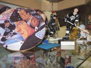 Gretzky Memorabilia Very hard pieces to find