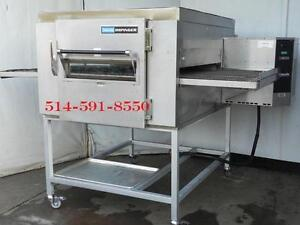 "IMPINGER ELECTRIC CONVEYOR PIZZA OVEN 32"" FOUR a PIZZA TAPIS CONVEYEUR"
