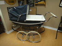 English Silver Cross pram NEW PRICE $400